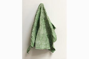 Tea Towel (Green) 2021