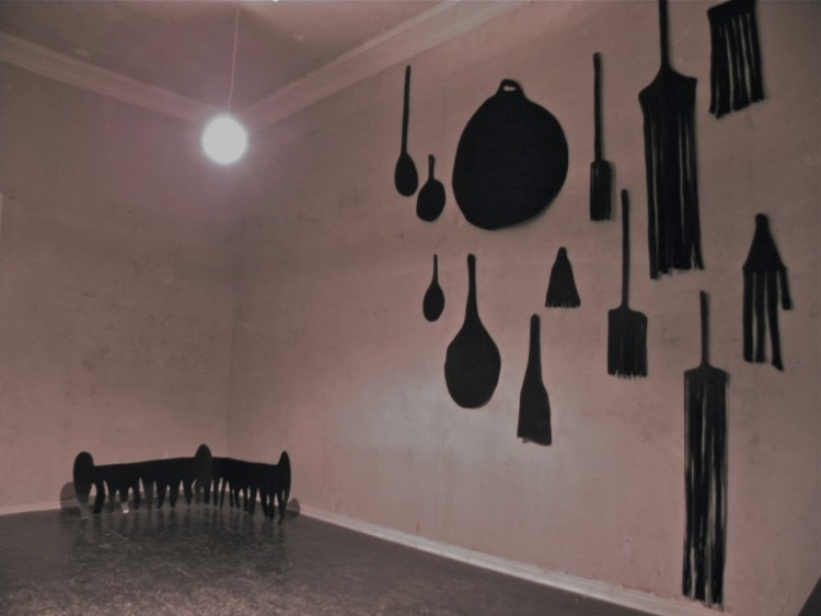 The Un-nameable Things (Installation view)