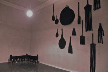 Un nameable Things (Installation view)
